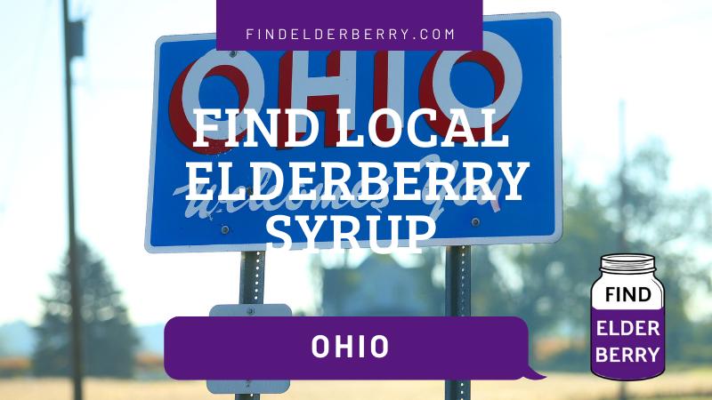 Elderberry Syrup Ohio
