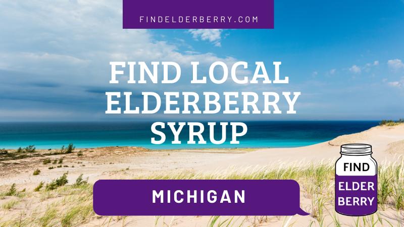Elderberry Syrup Michigan